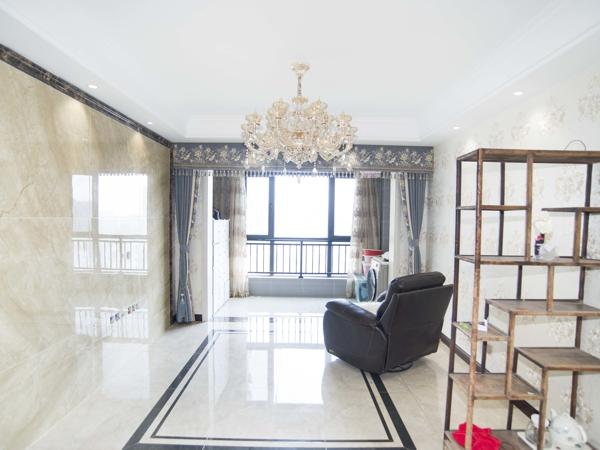 星海国际3室2厅有证直接交易随时看房急售