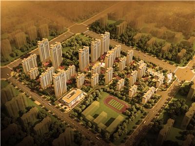 碧桂園美的東麟府城區未來發展位置資源豐富