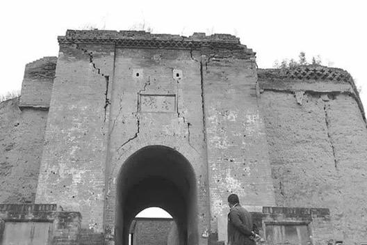 临汾有座金城堡,书写沧桑的记忆