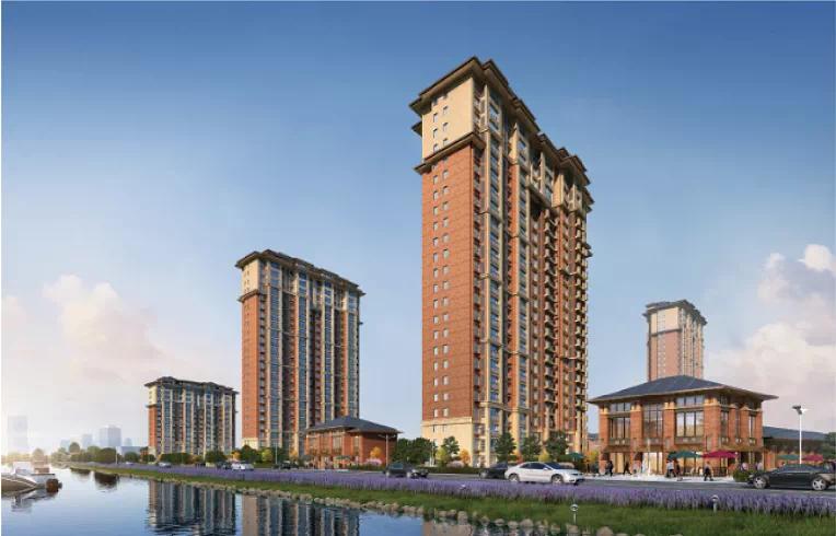 强强联合 城城地产携手荣盛建设共筑品质社区