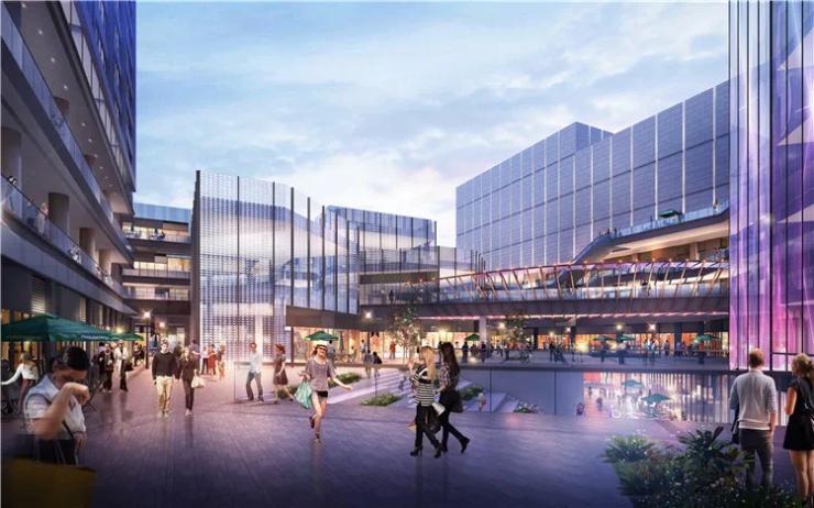 百盛购物中心携手大同太和汇城市广场开启御东商业发展新时代!