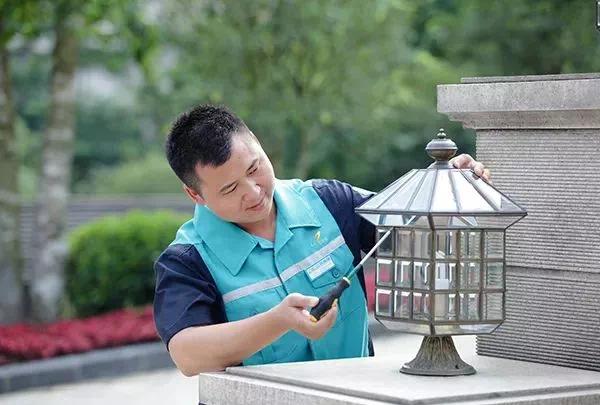 【碧桂园·国岳府】有一种温度,叫碧桂园物业