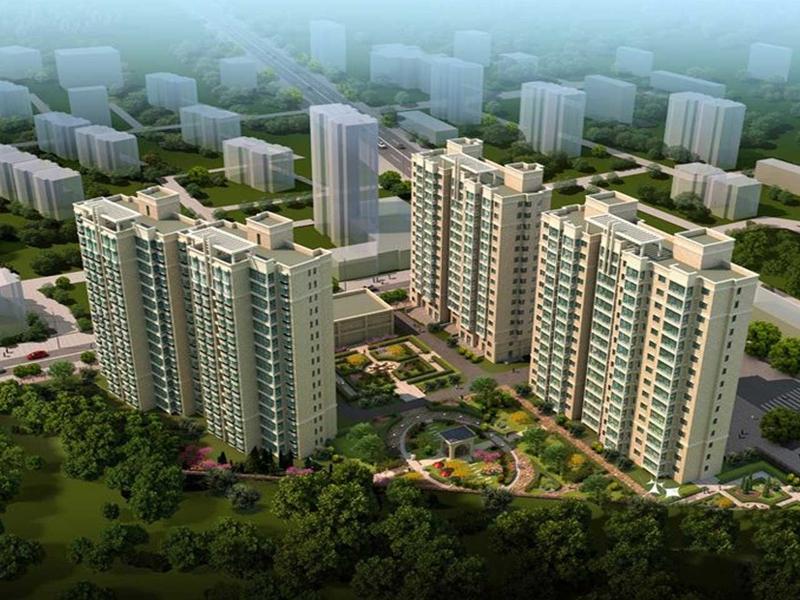 新东亚城市花园
