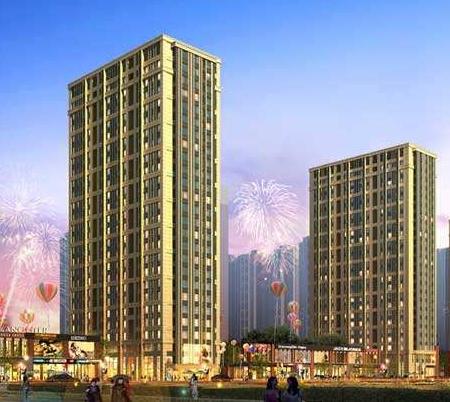新文安孔雀城