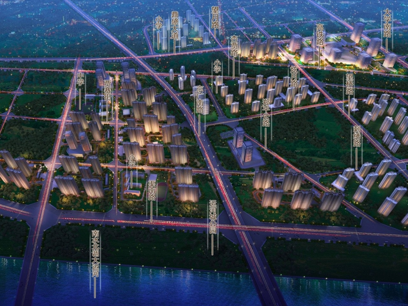 盛润运河城