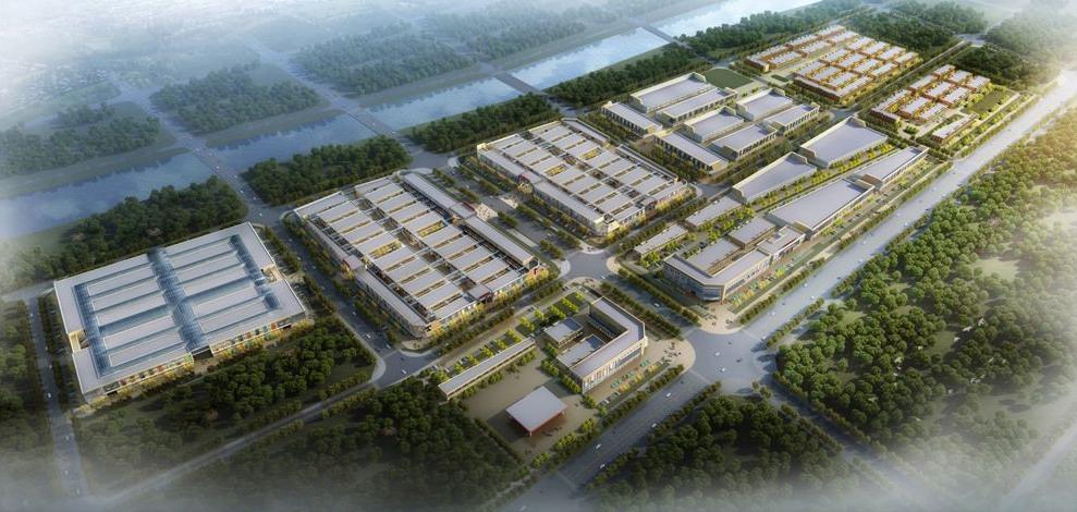 中国开封昌升国际商贸城