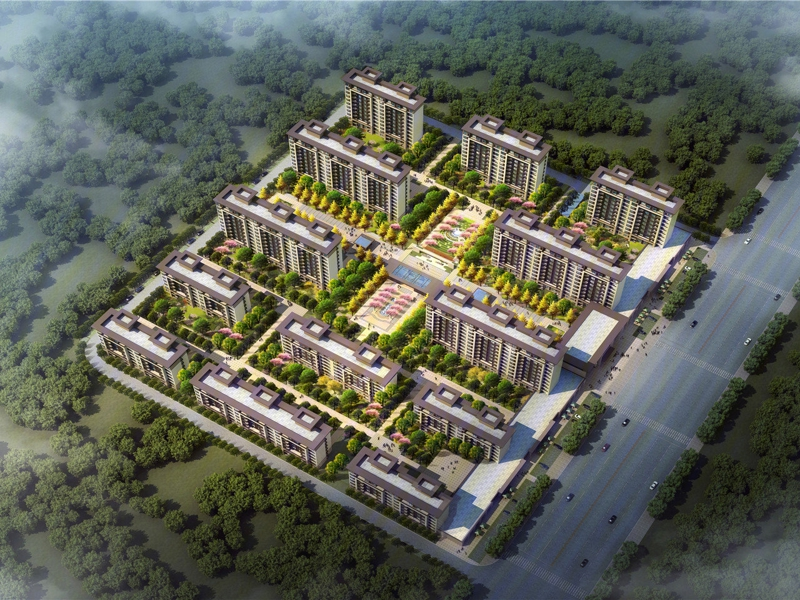 杞县建业·花园里