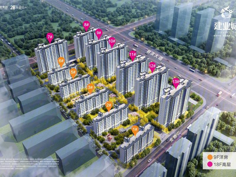 淇县建业城