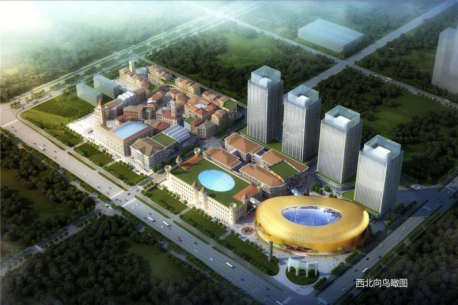 淄博黄金城