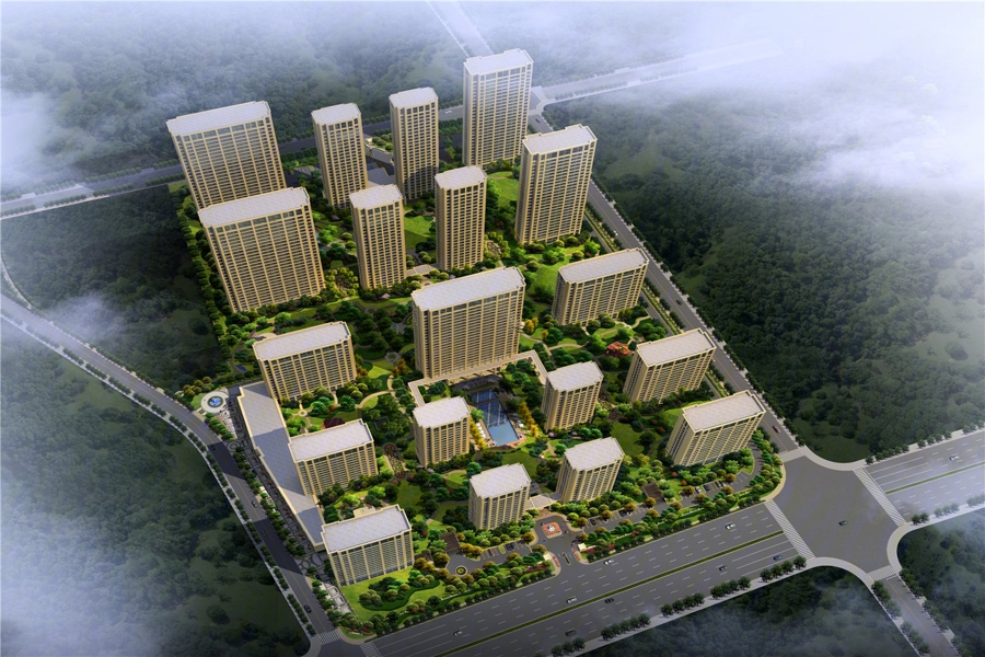 日钢绿城理想之城