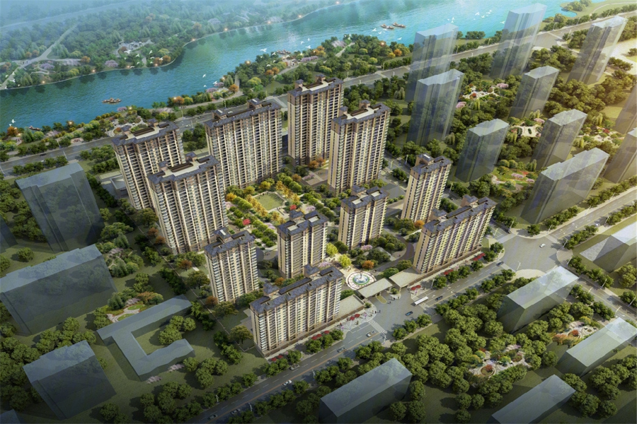 宁津·富力城