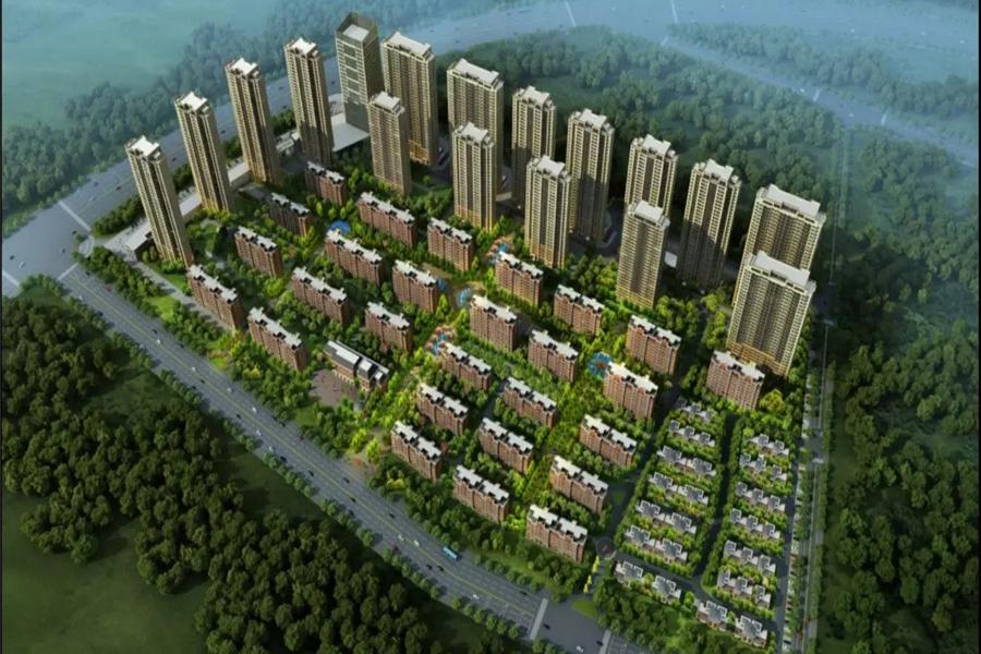 绿地理想城