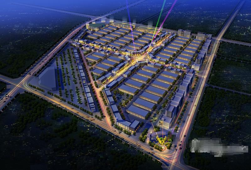 三江国际商贸城