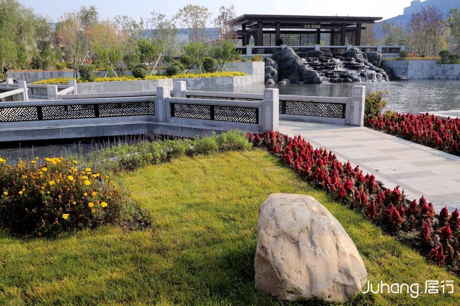 观湖·龍庭院