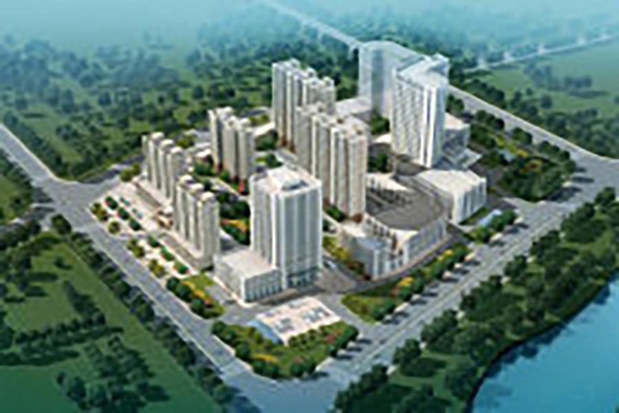 博源城市广场酒店式公寓
