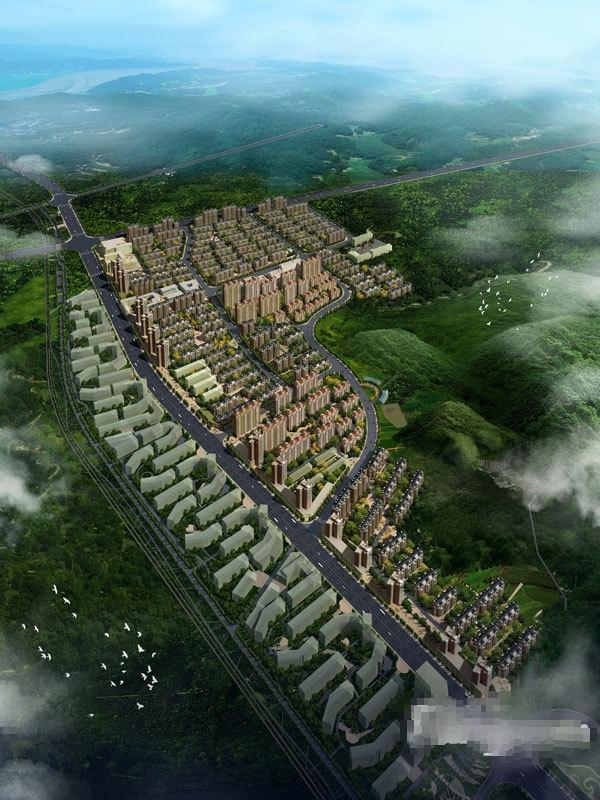 巨德·新城
