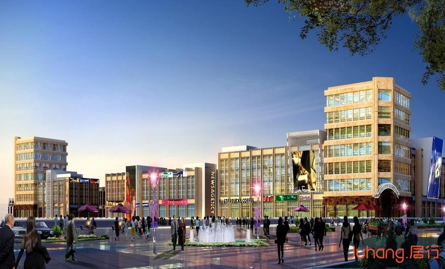 兴福隆综合商贸城