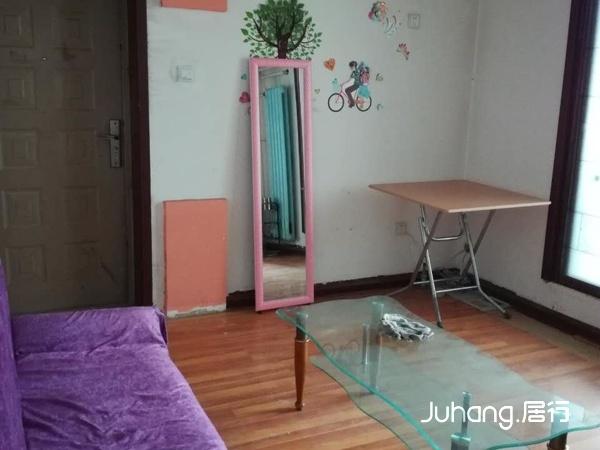 市民宿舍,6层,平台已封成卧室,可当两室用