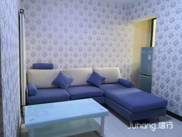 AAA凯地尚都府街庭院正规一室一厅家电齐全干净温馨1500