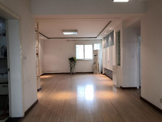 石榴花园电梯三室 精装老证 南北通透 准双气 好楼层
