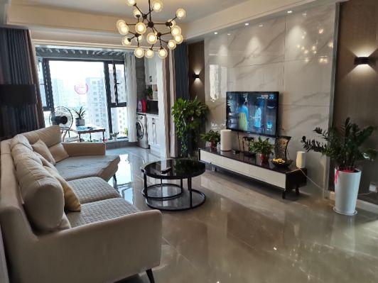 上海城精装修 送全家具家电 拎包入住