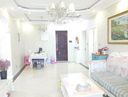 萬浩金百合西區精裝修3居室小高層正在辦法房產證能貸款