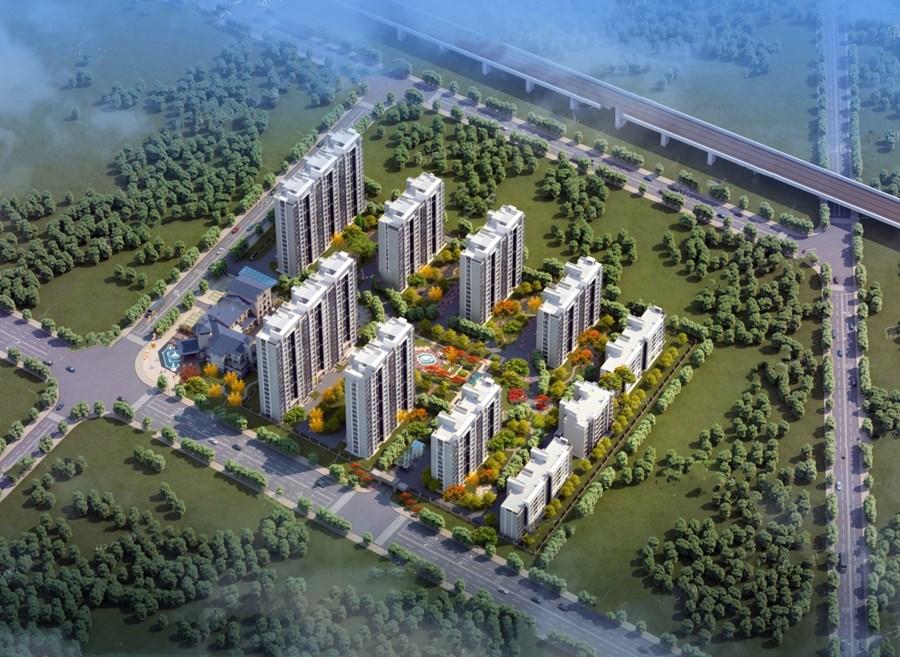华强·东湖城