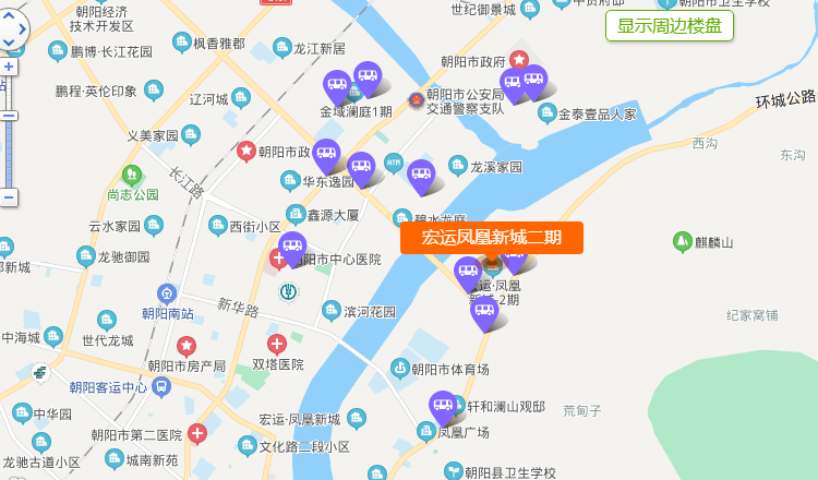 宏运凤凰新城二期期房在售