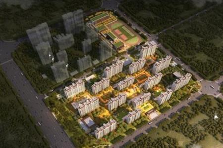 邯鄲東區高價地規劃曝光,1291套精裝房即將入市