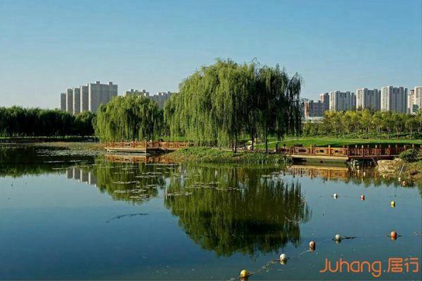 邯鄲植物園實景圖