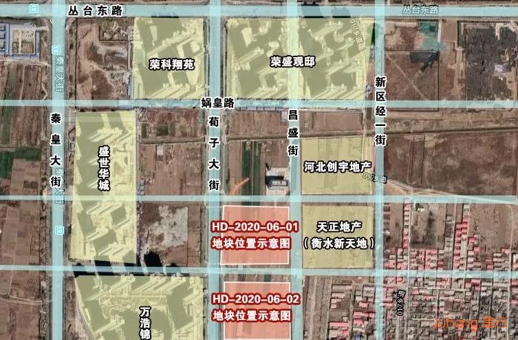 明日土拍  东区约160亩,起拍价6.663亿元!