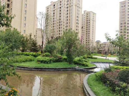 志城· 公园  公园里长出好房子!