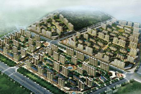 亿利城·百旺家苑